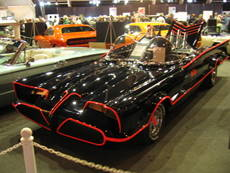 Barrett Jackson 2007 Batmobile